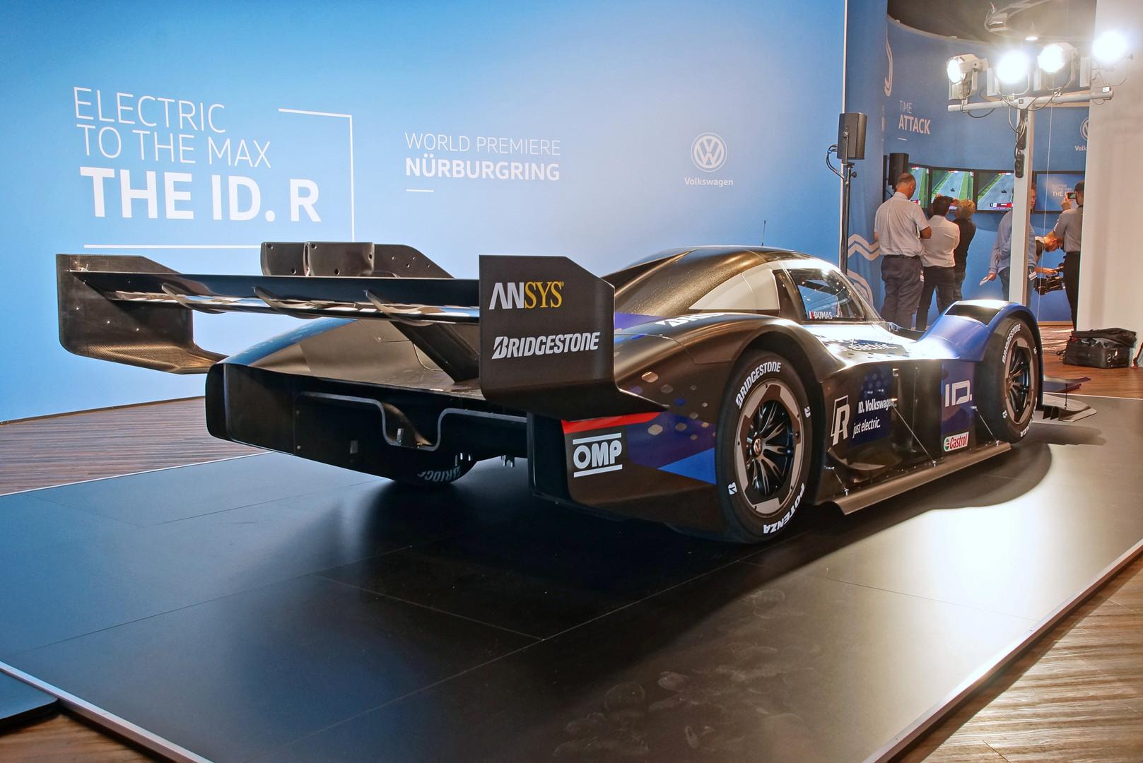 VW I.D. R