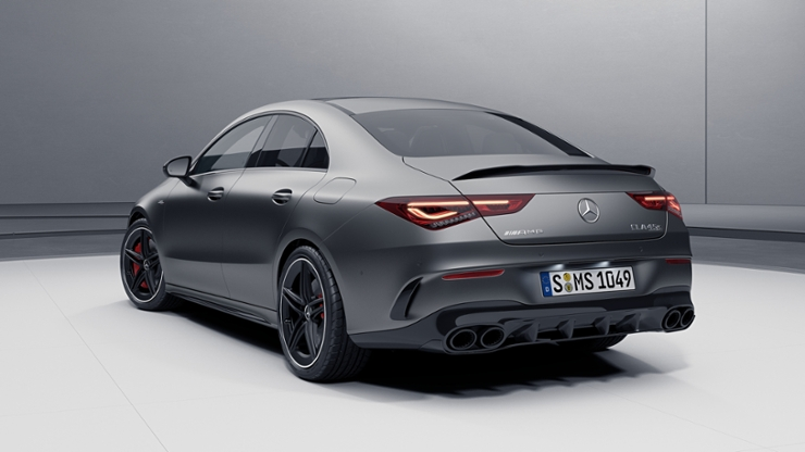 2020 Mercedes-AMG CLA 45 Leaked on Configurator