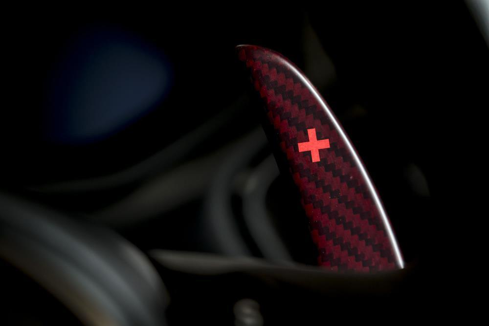 Aston Martin DBS Superleggera Shift Paddles