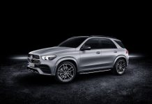 Mercedes-Benz GLE 580: Mild Hybrid V8 Model Launched
