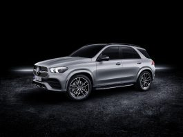 Mercedes-Benz GLE 580: Mild Hybrid V8
