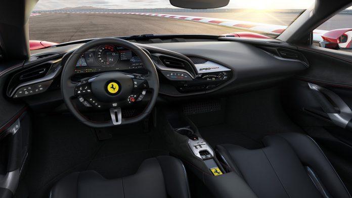 2020 Ferrari SF90 Stradale Interior