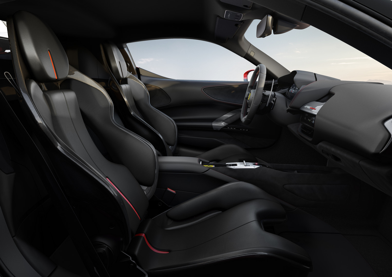 2020 Ferrari SF90 Stradale Seats
