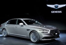 2019 Genesis G90