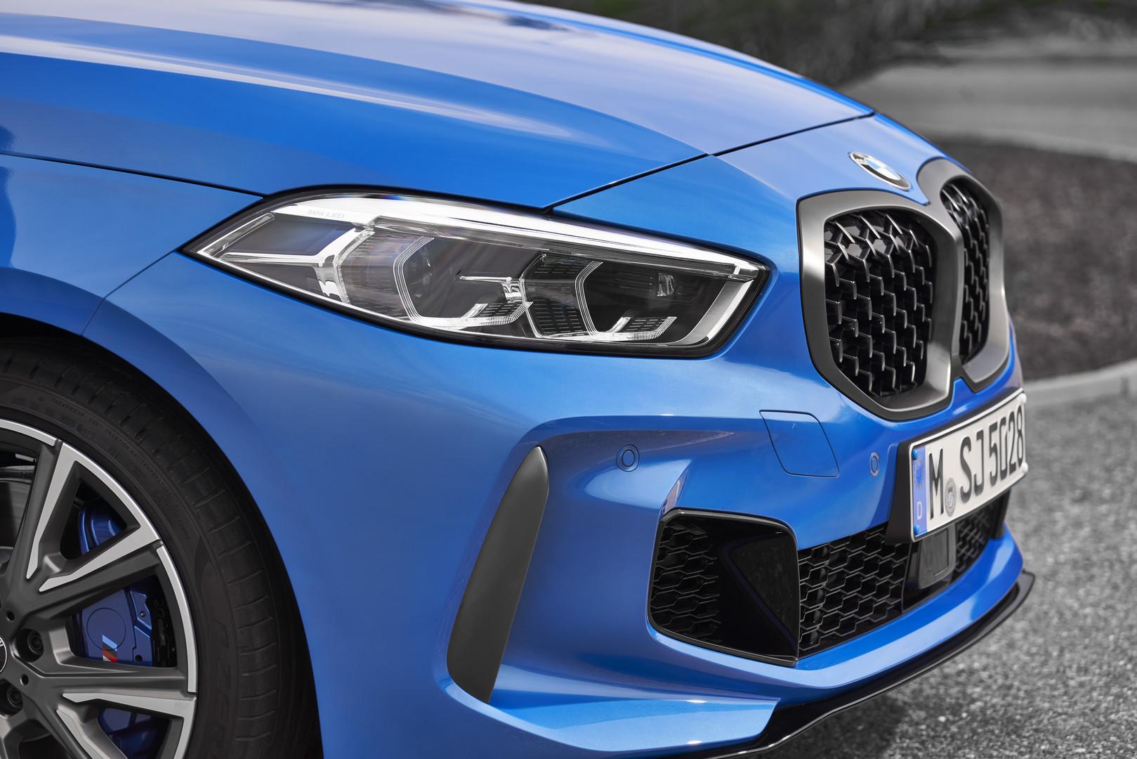 2020 BMW M135i LED Headlight
