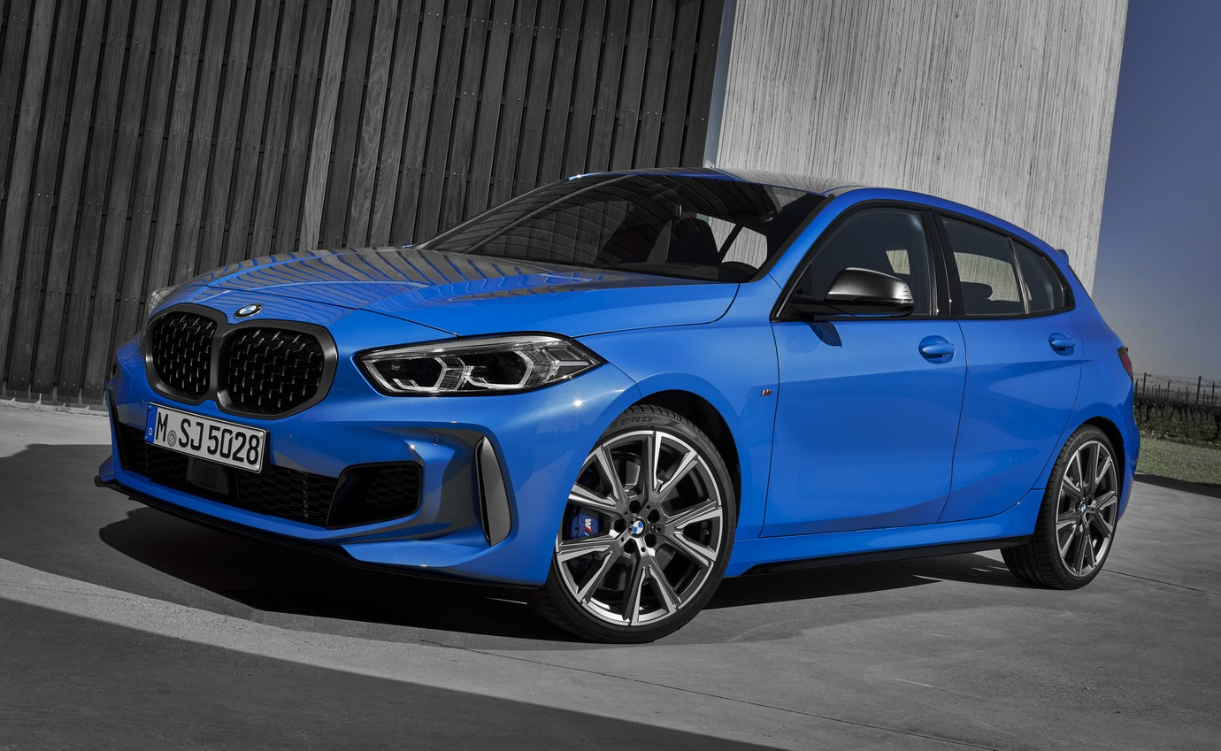 2020 BMW 1 Series Revealed: M135i XDrive Leads The Pack