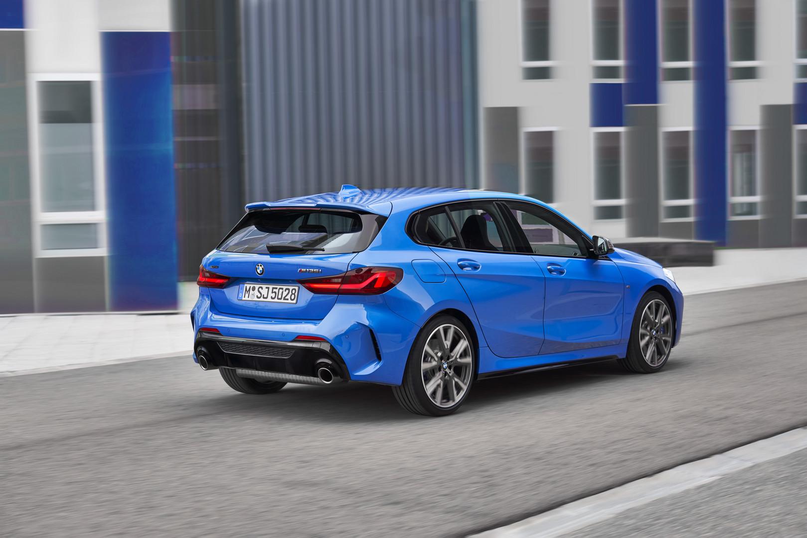 2020 BMW M135i 18 Inch Wheels