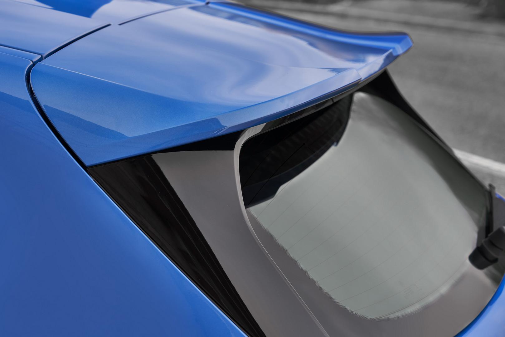 2020 BMW M135i Spoiler