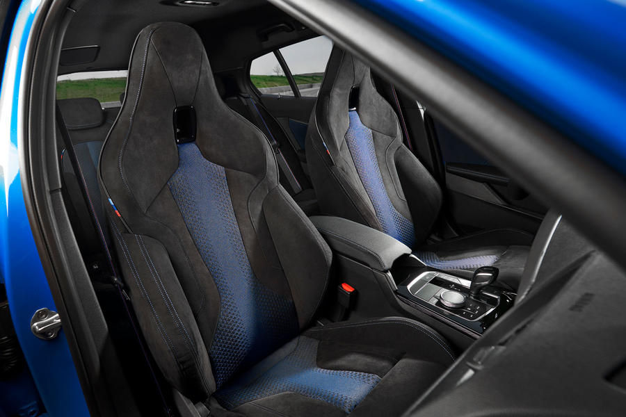 2020 BMW M135i xDrive Interior