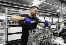 One Man One Engine: A45 AMG
