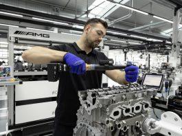 One Man One Engine: A45 AMG