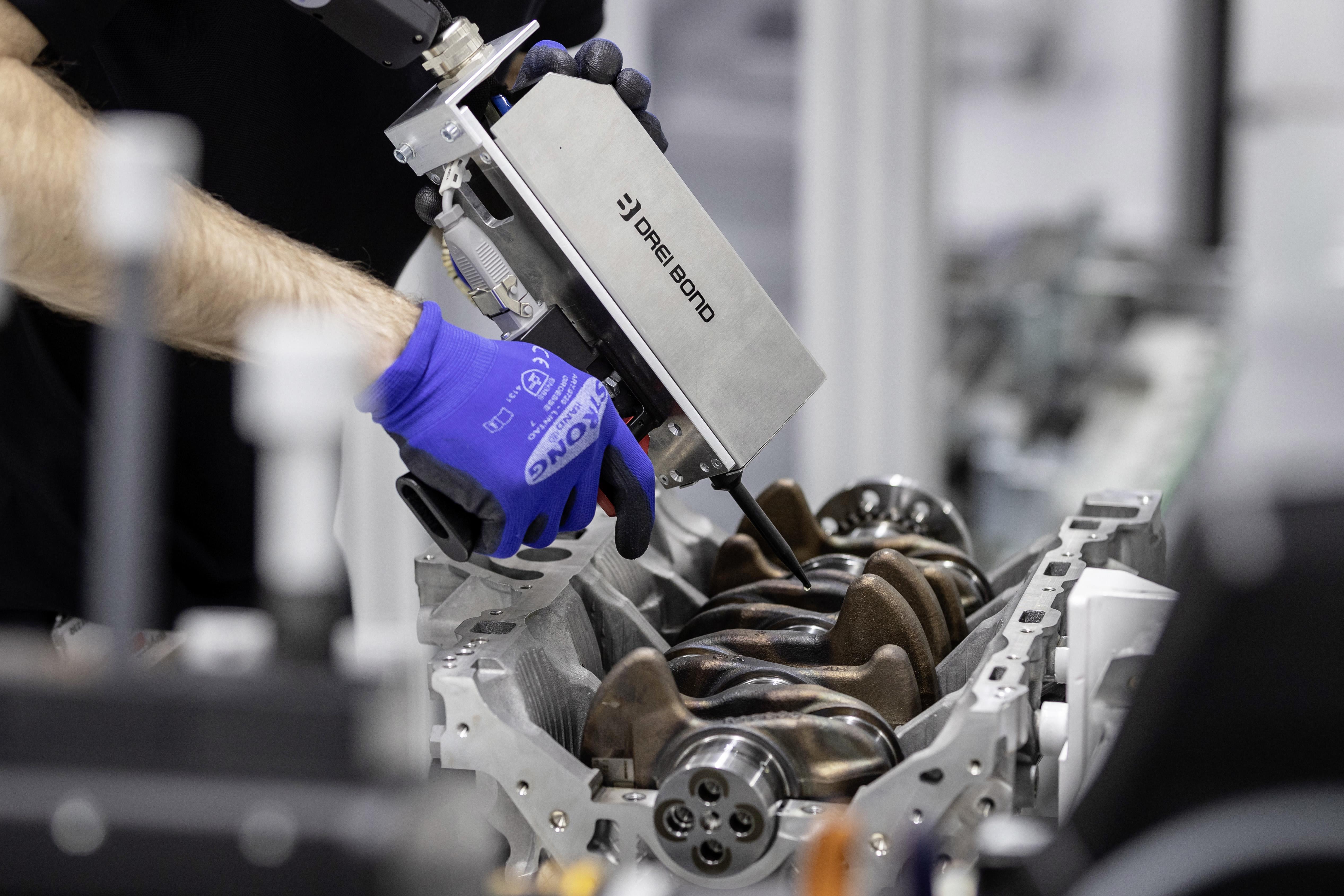 M139 Engine - A45 AMG