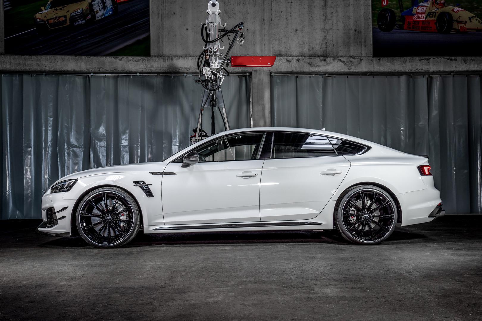 ABT Audi RS5-R Sportback Side View