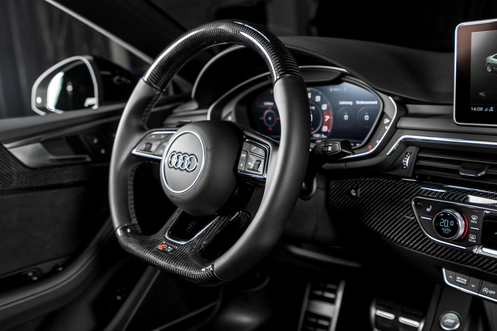 ABT Audi RS5-R Sportback Steering Wheel