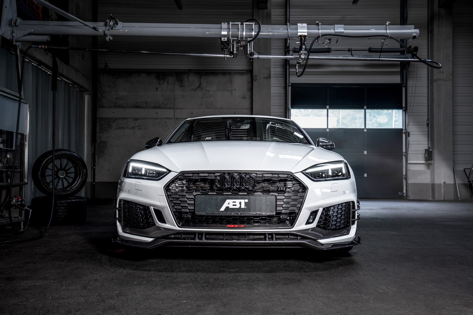 ABT Audi RS5-R Front View