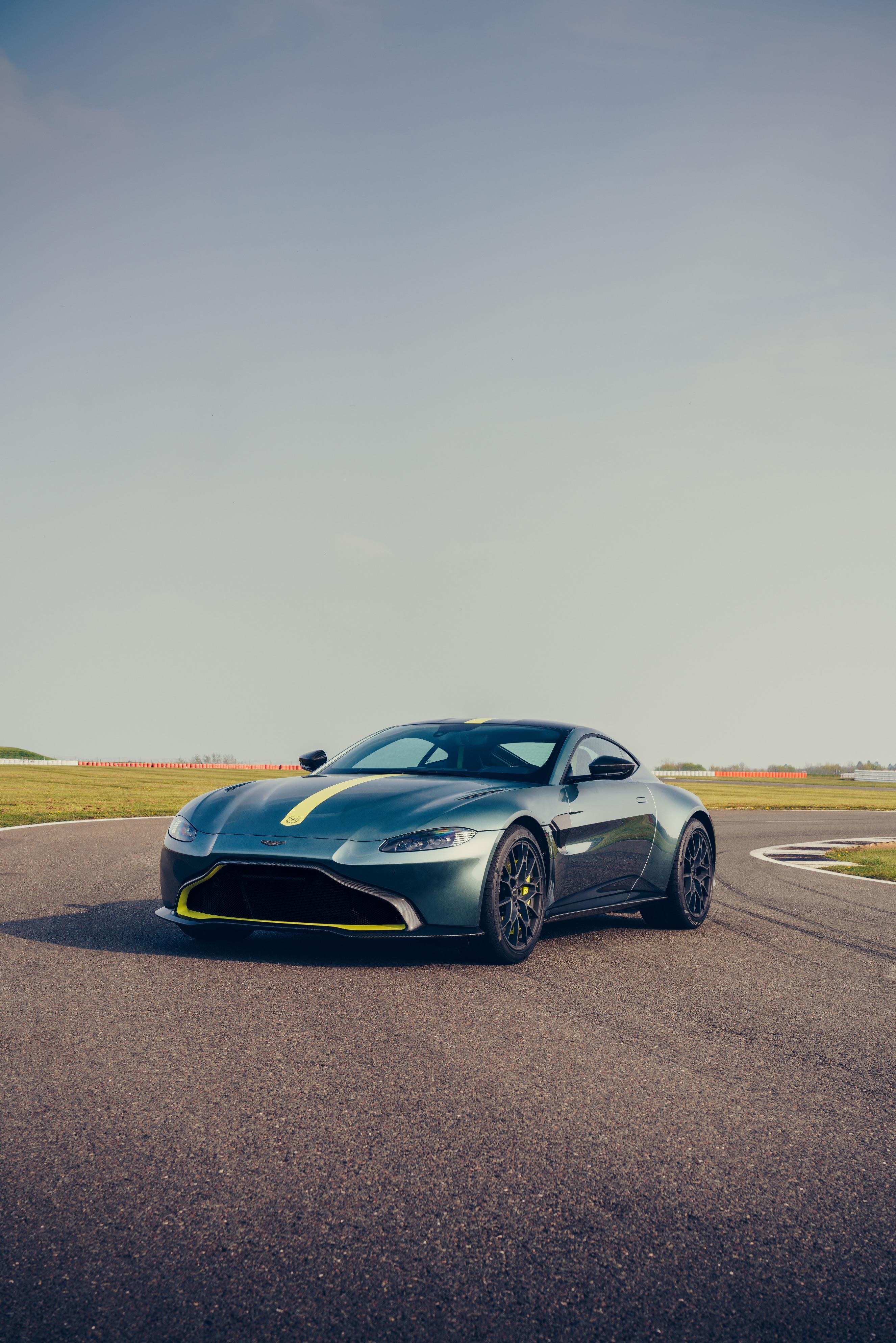 Aston    Martin       Vantage    AMR Revealed with 7   Speed    Manual  GTspirit
