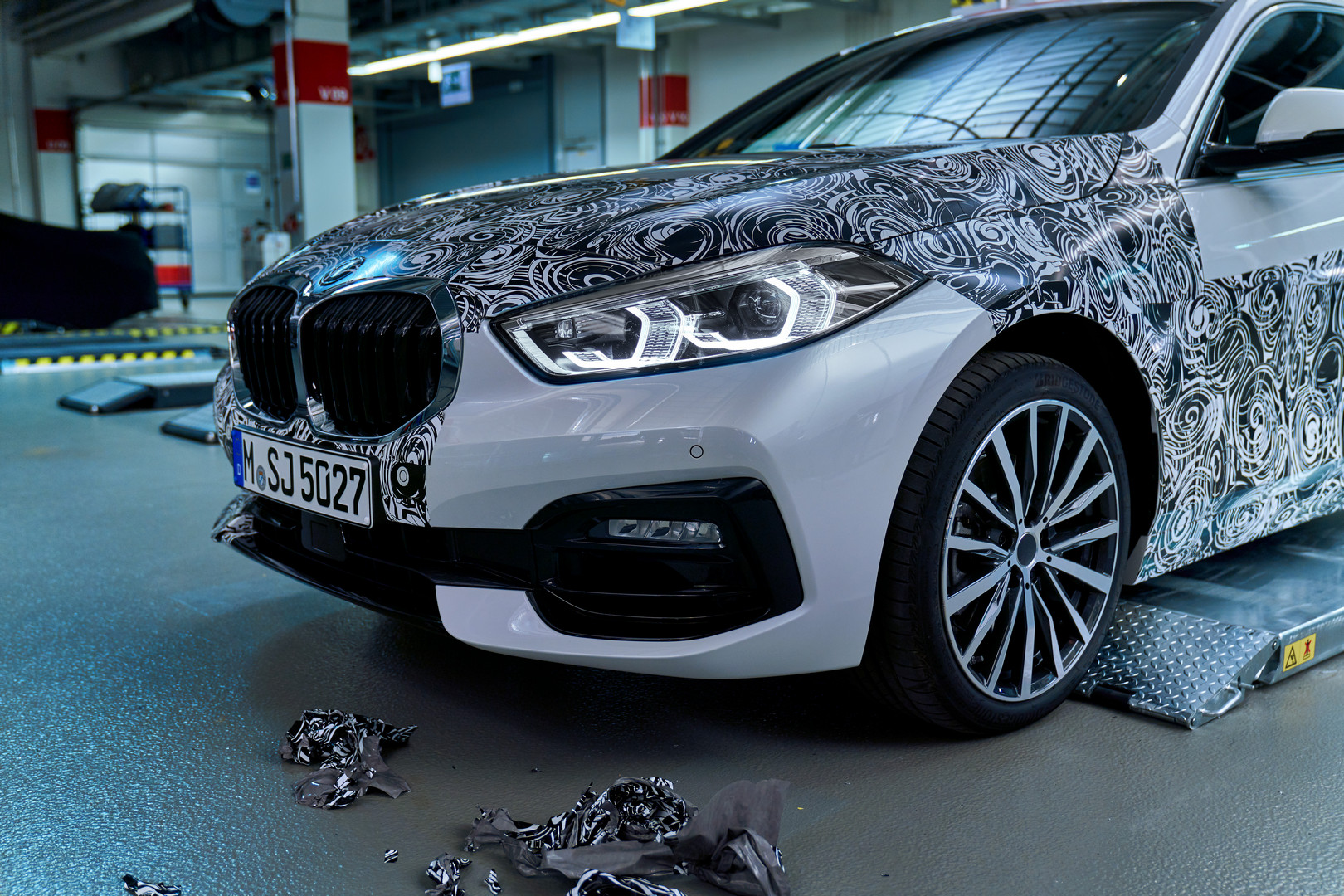 2020 BMW 1-series: We Take Off The Camo