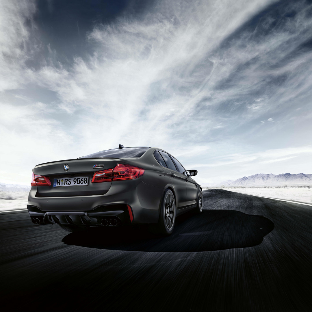 2020 BMW M5 Edition 35 Years: