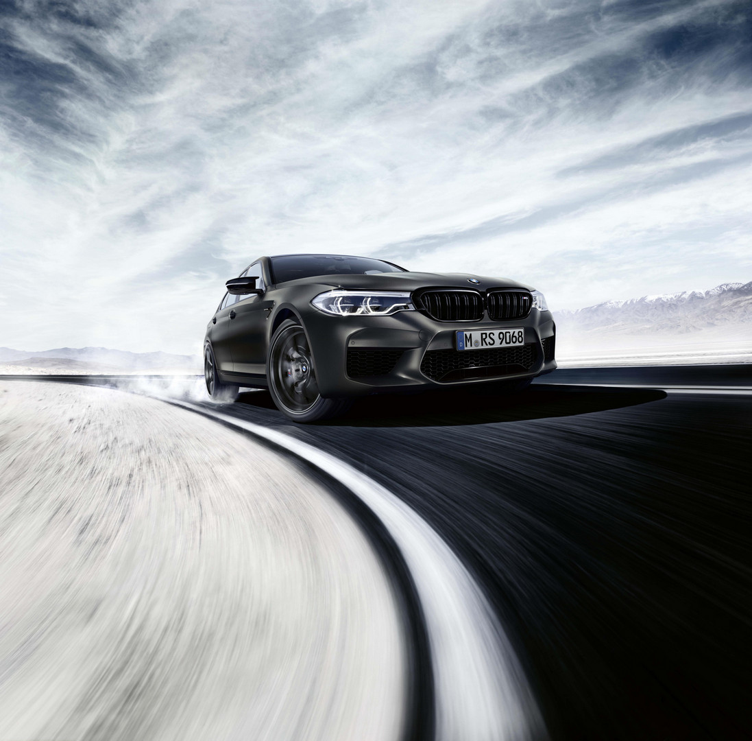 Bmw 2020: 2020 BMW M5 Edition 35 Years: Limited To 350 Units Only