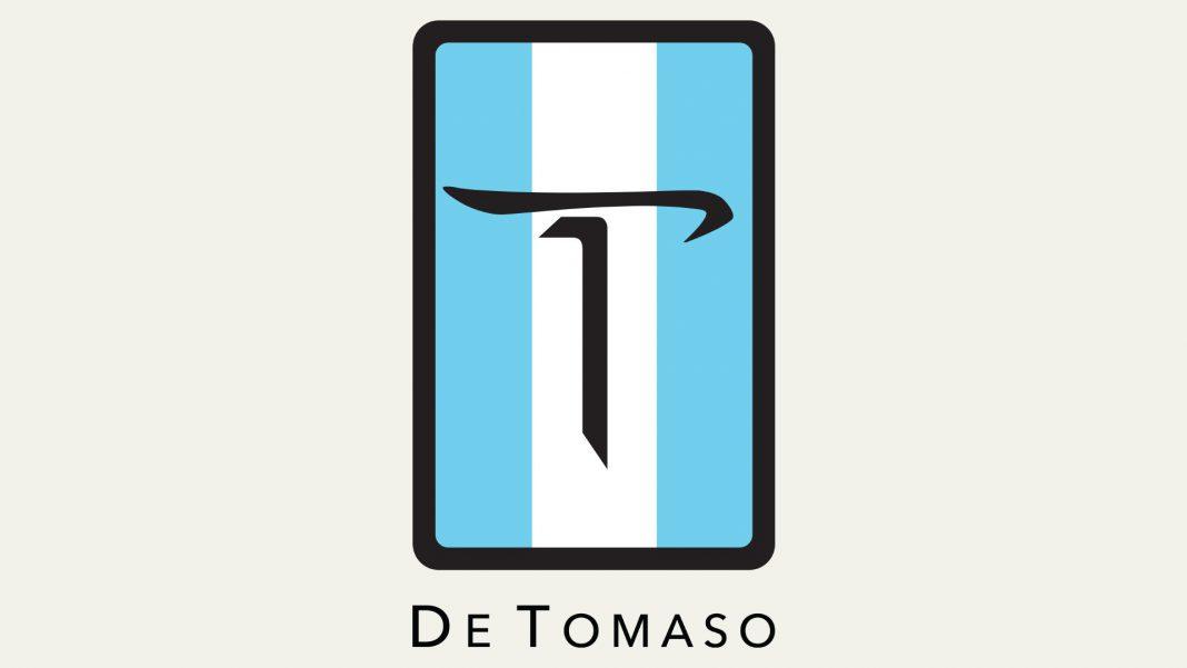 De Tomaso New Logo