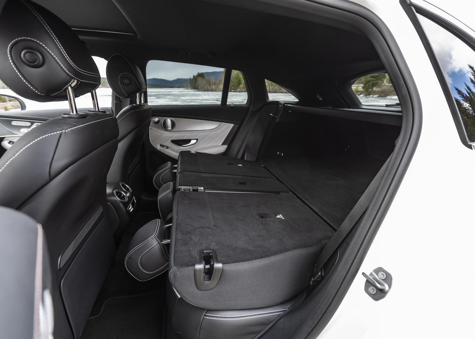 Diamond White Mercedes-Benz EQC 400
