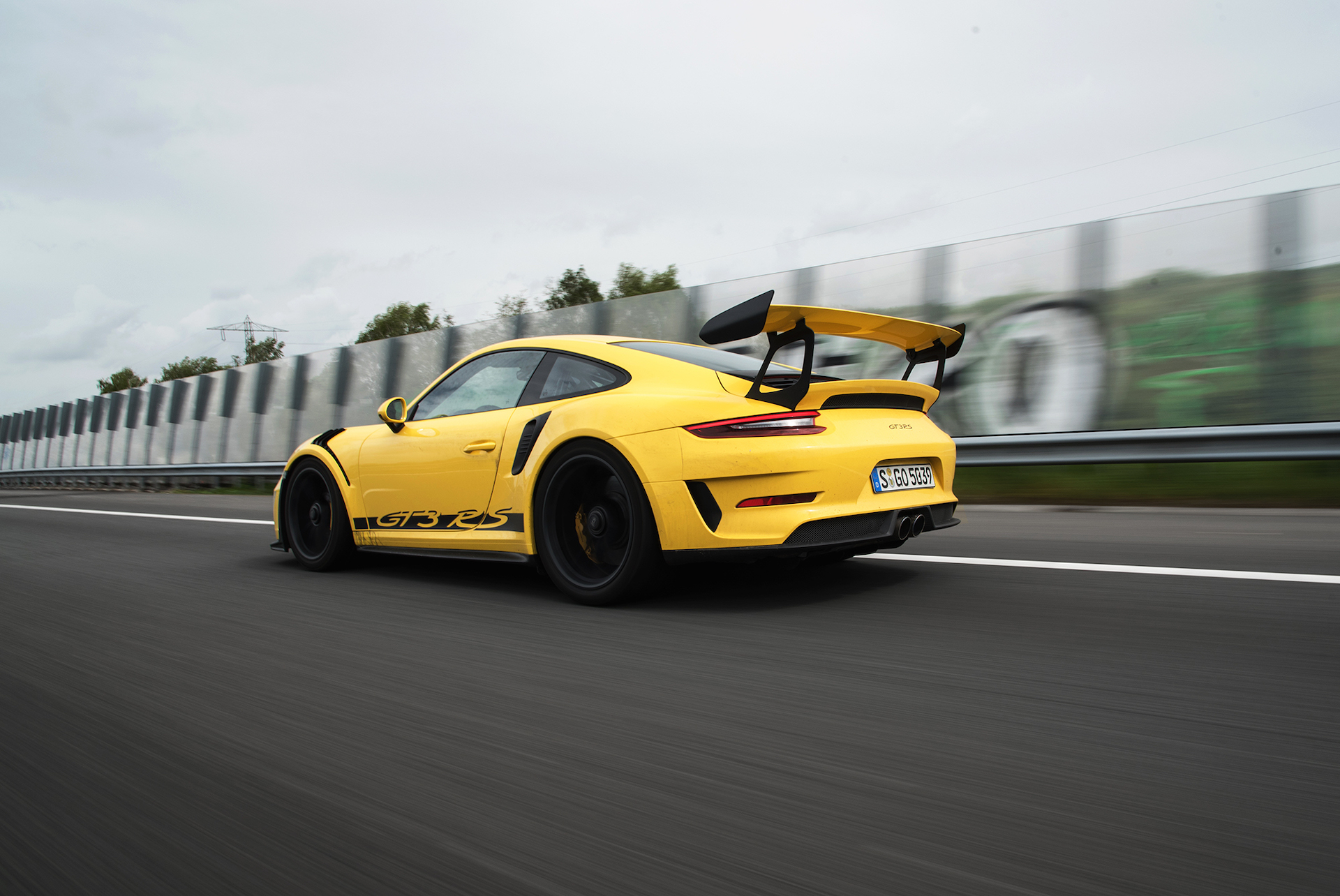 Special Report – Living With A Porsche GT3 RS