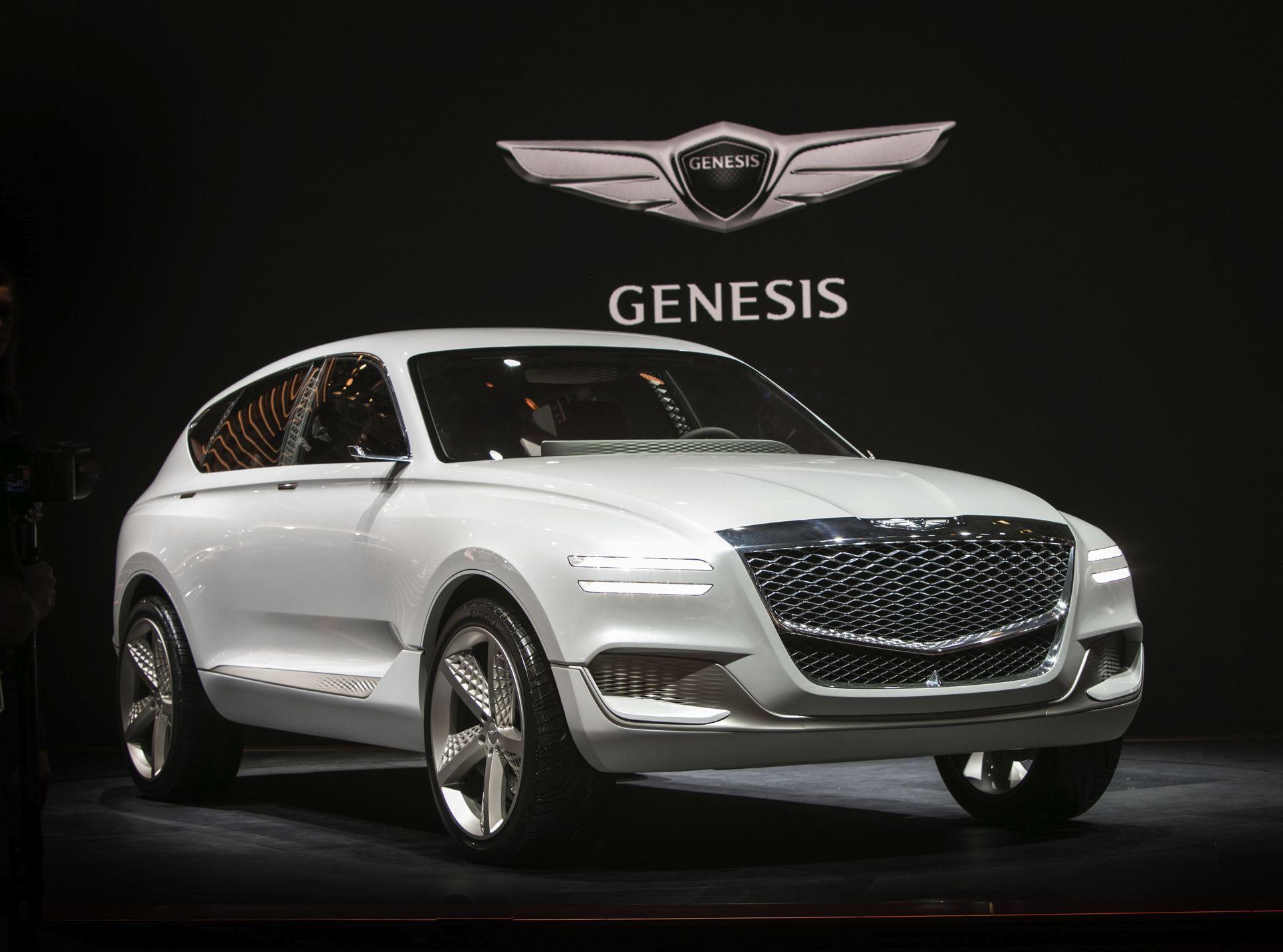 Genesis GV80 Front