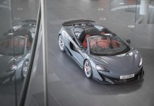 Meet the 20,000th McLaren: A 600LT Spider