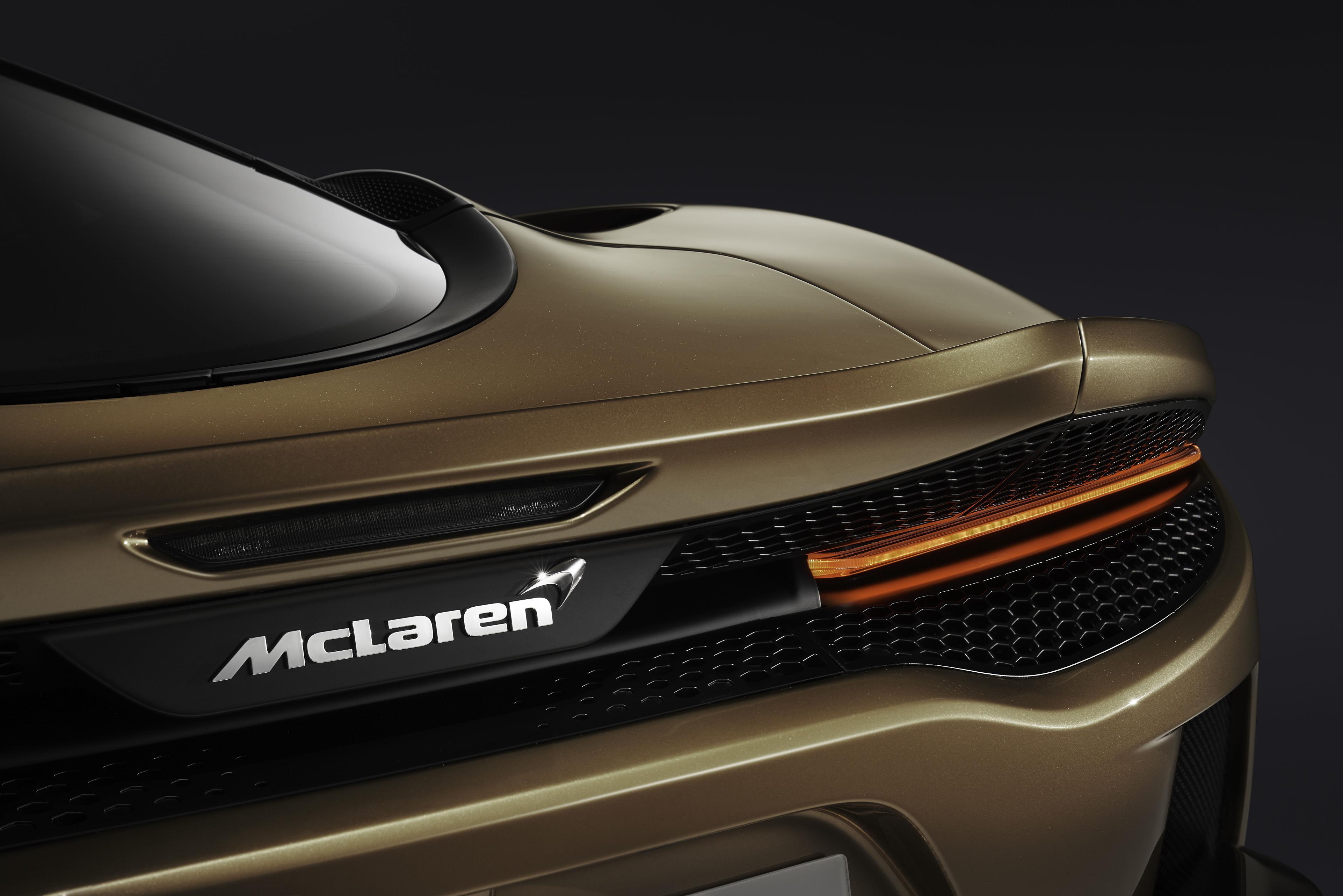 McLaren GT Rear Light