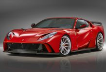 Widebody Ferrari 812 Superfast: the Novitec N-Largo