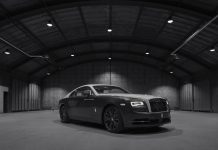 Rolls-Royce Wraith Eagle VIII Collection Revealed: 50 Cars Only