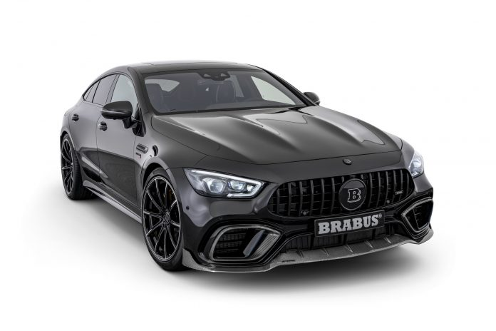 Brabus GT63 S AMG Front View
