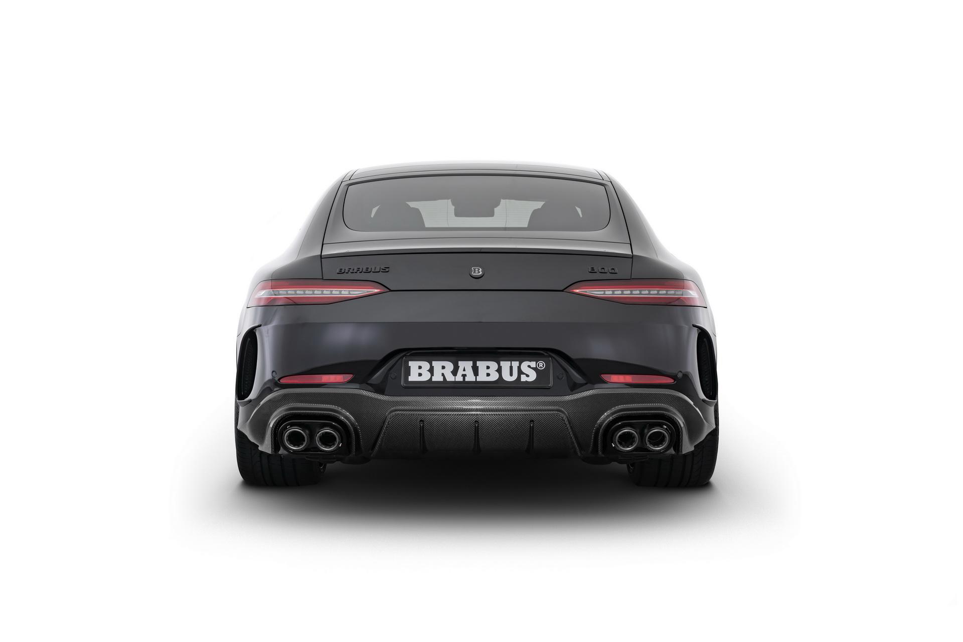 Brabus GT63 S AMG Rear Lights
