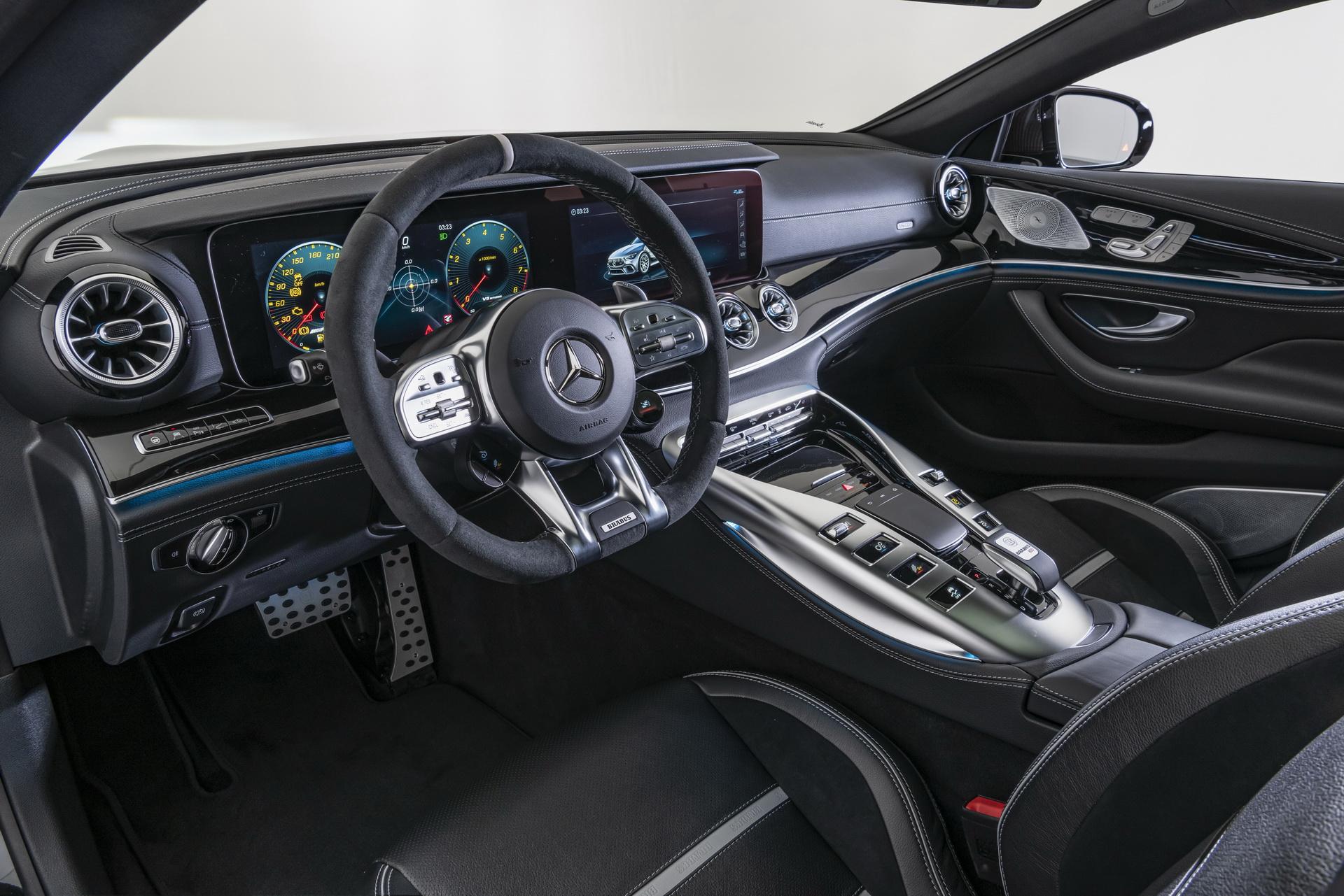 Brabus GT63 S AMG Interior