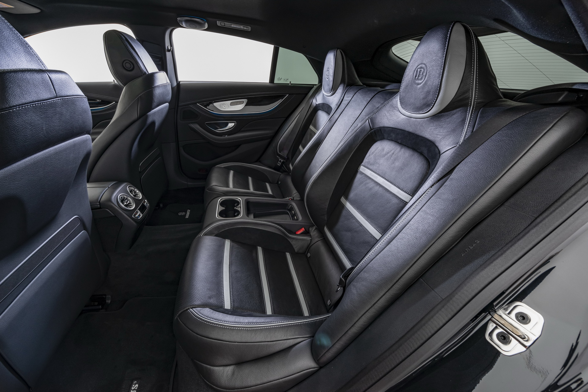 Brabus GT63 S AMG Rear Seats