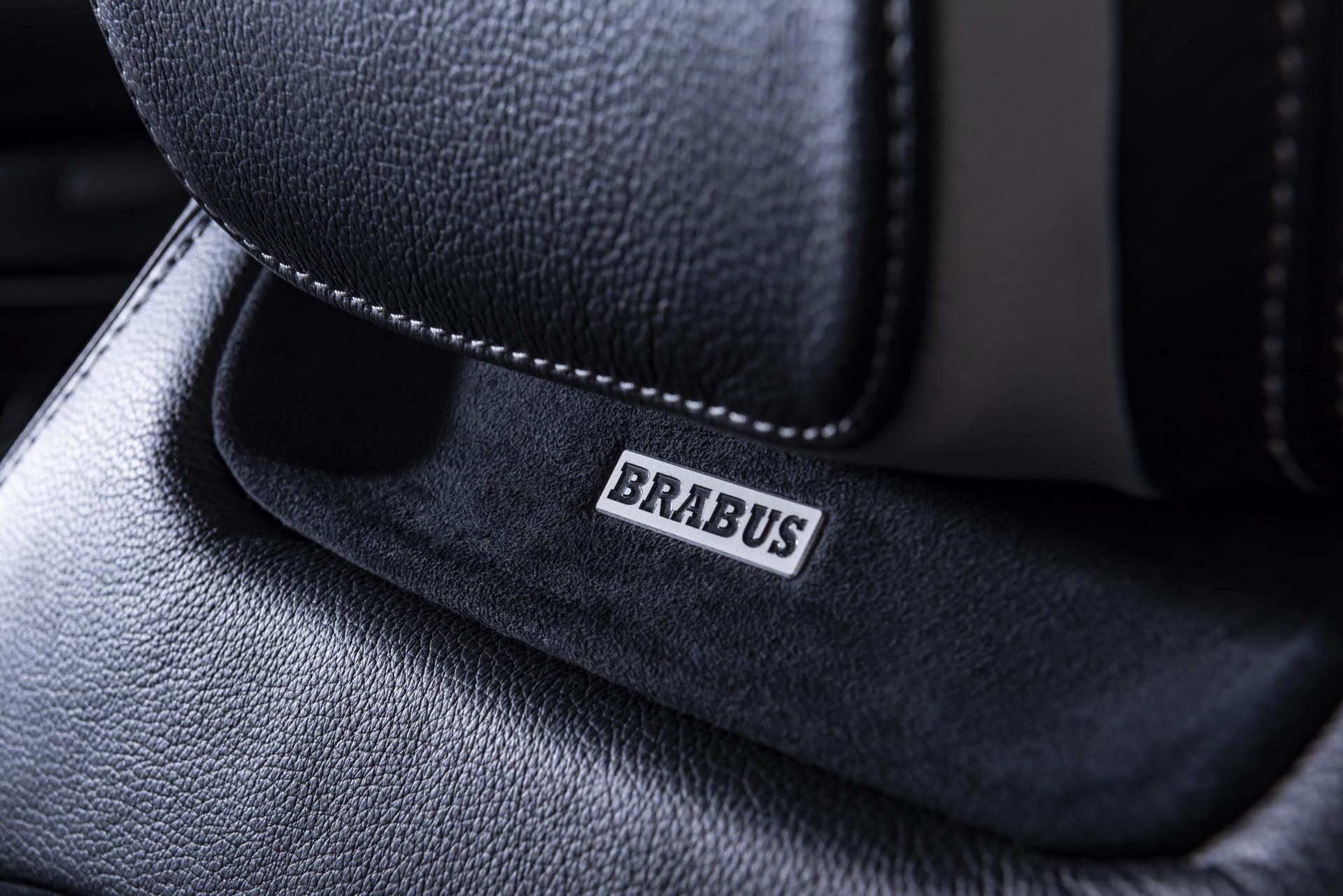 Brabus Stitching