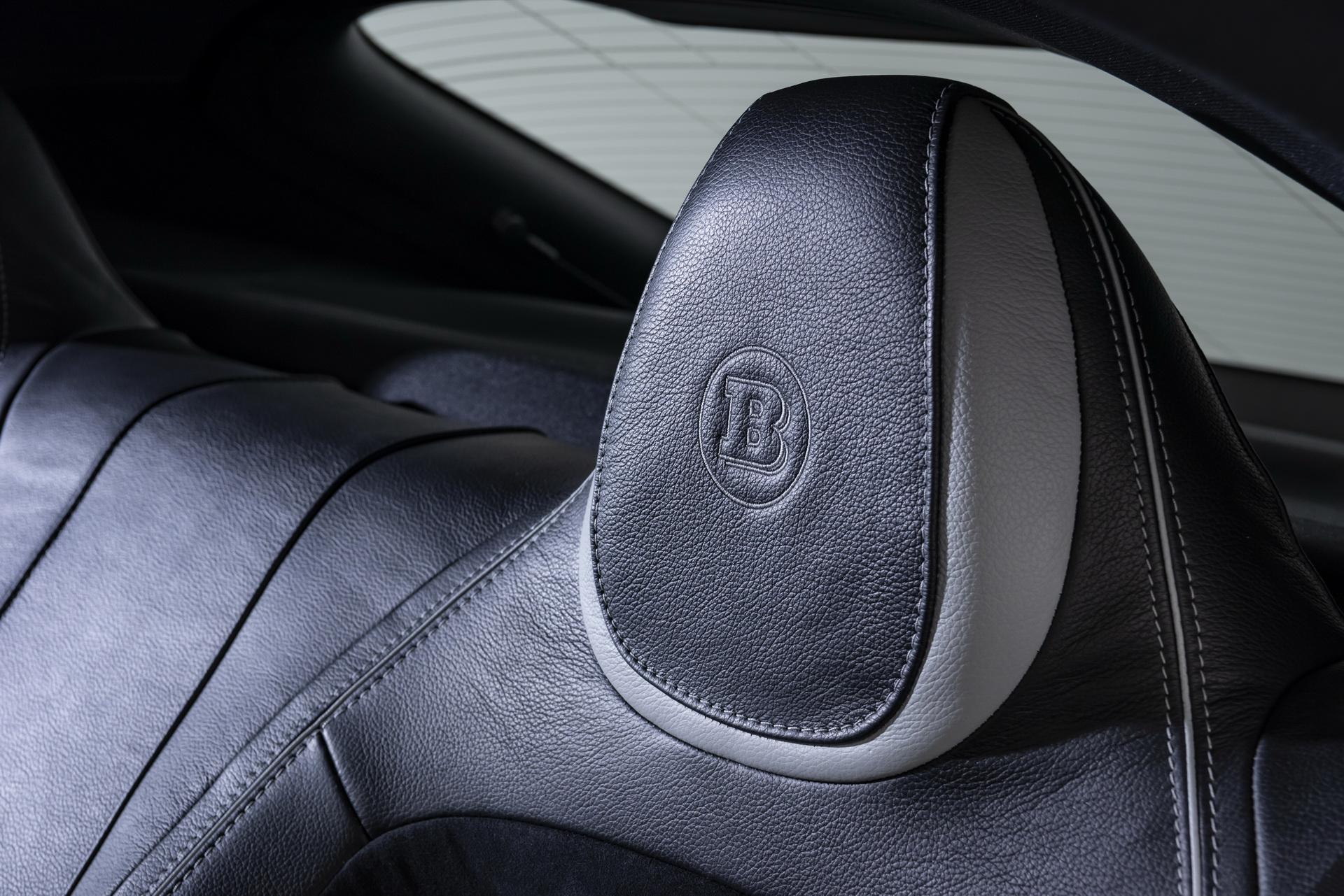 Brabus Logo Seats