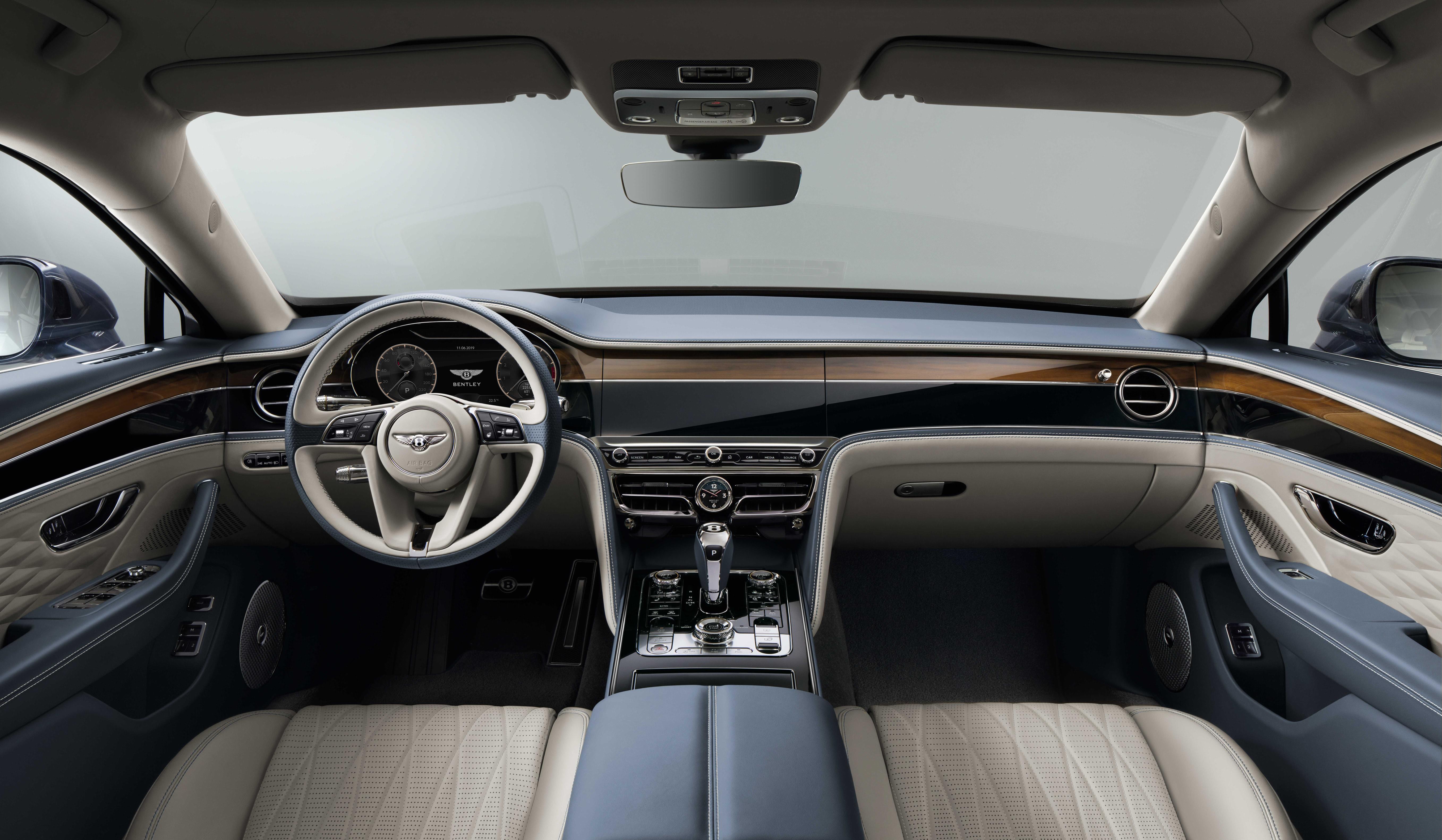 2020 Bentley Flying Spur Interior
