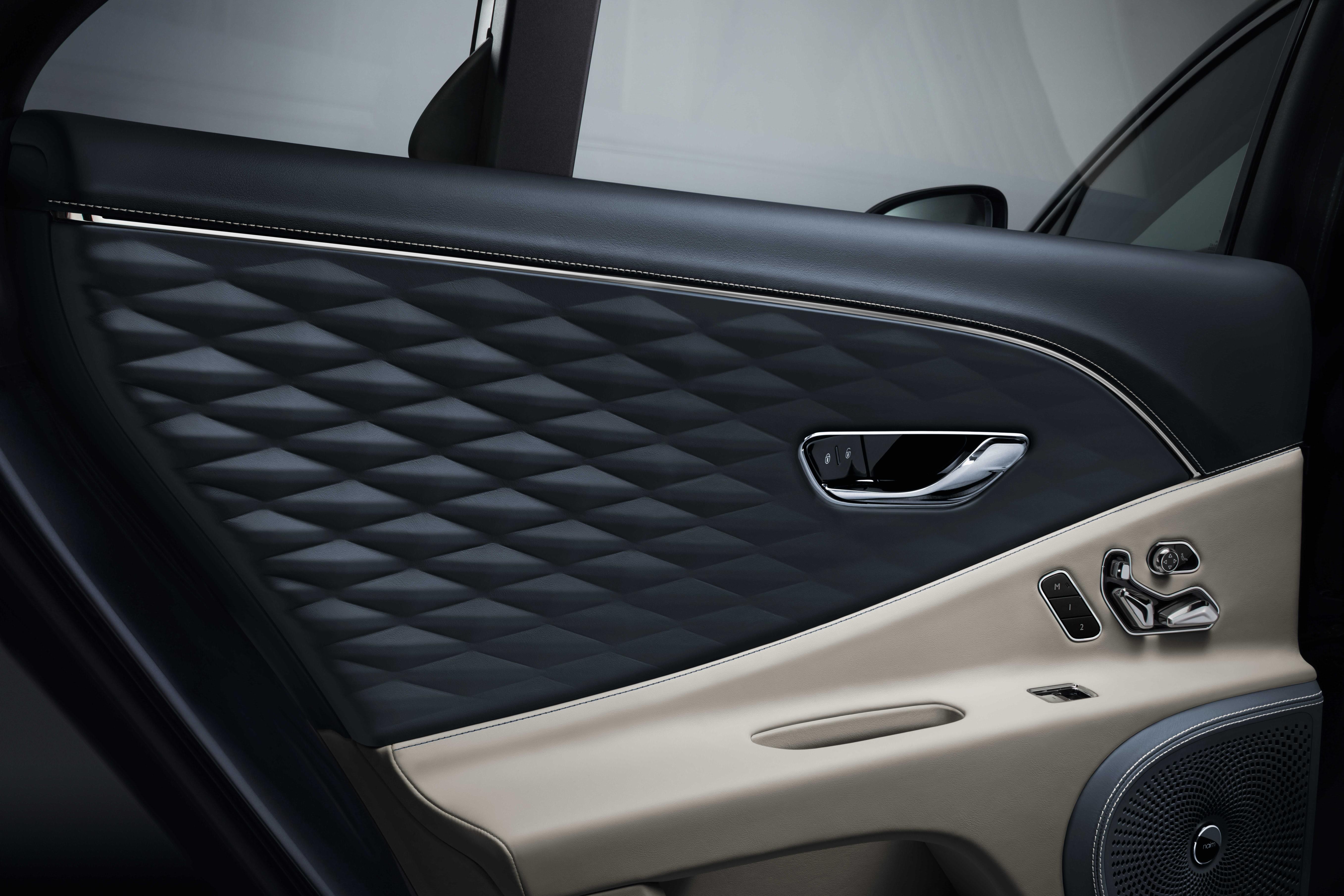 Bentley Flying Spur Door