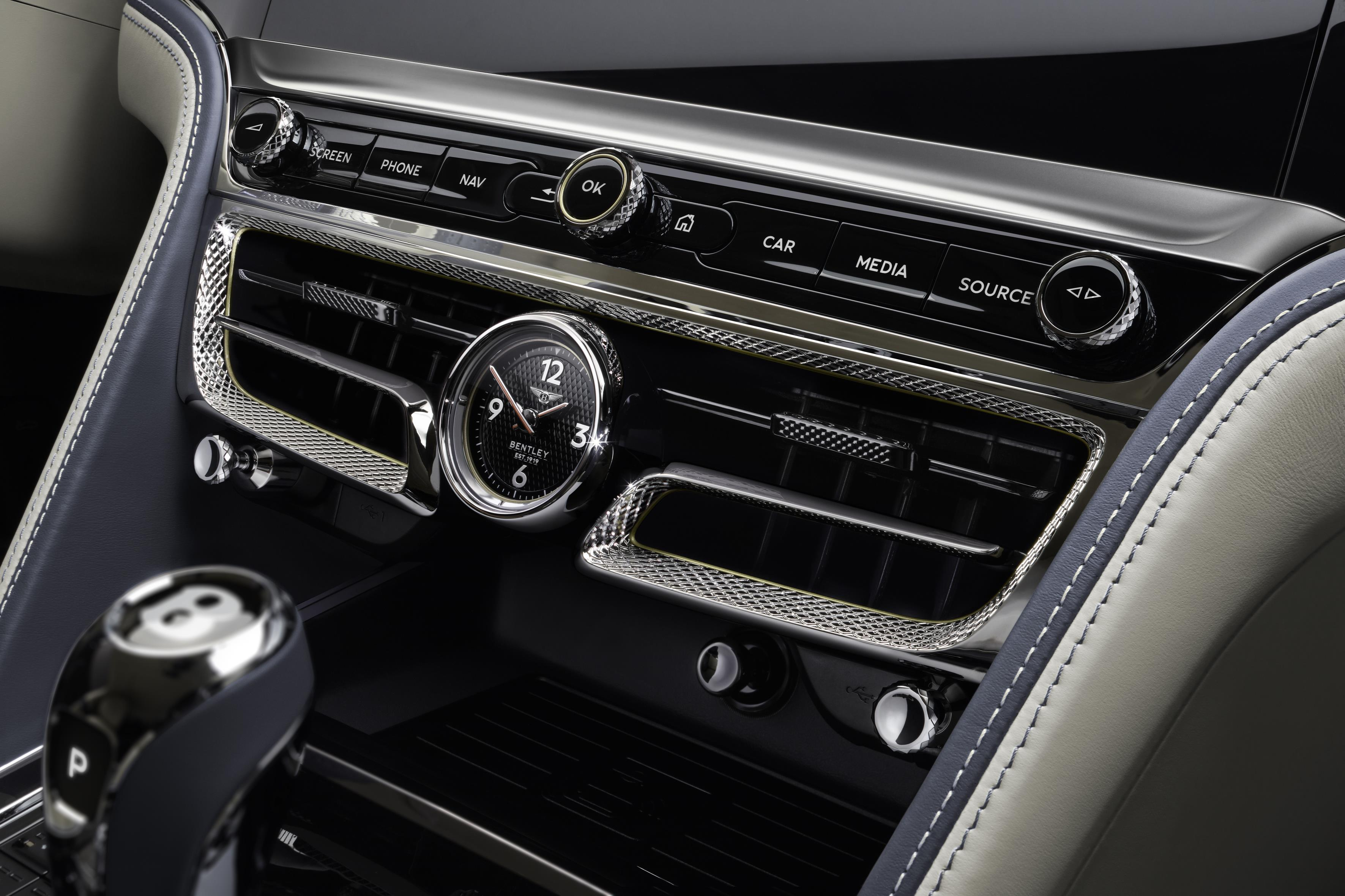 Bentley Flying Spur Climate Control