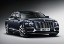 2020 Bentley Flying Spur Front View