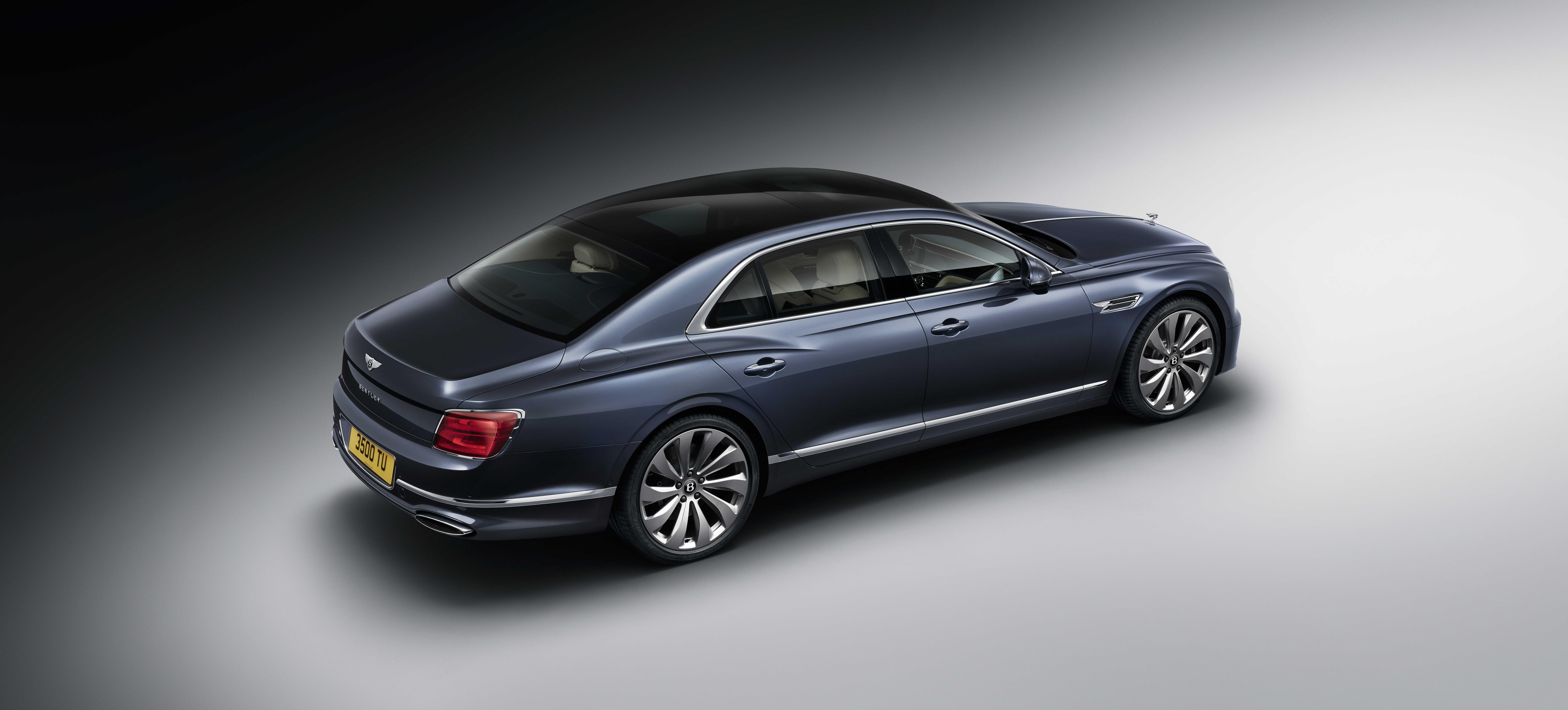 2020 Bentley Flying Spur Rear View