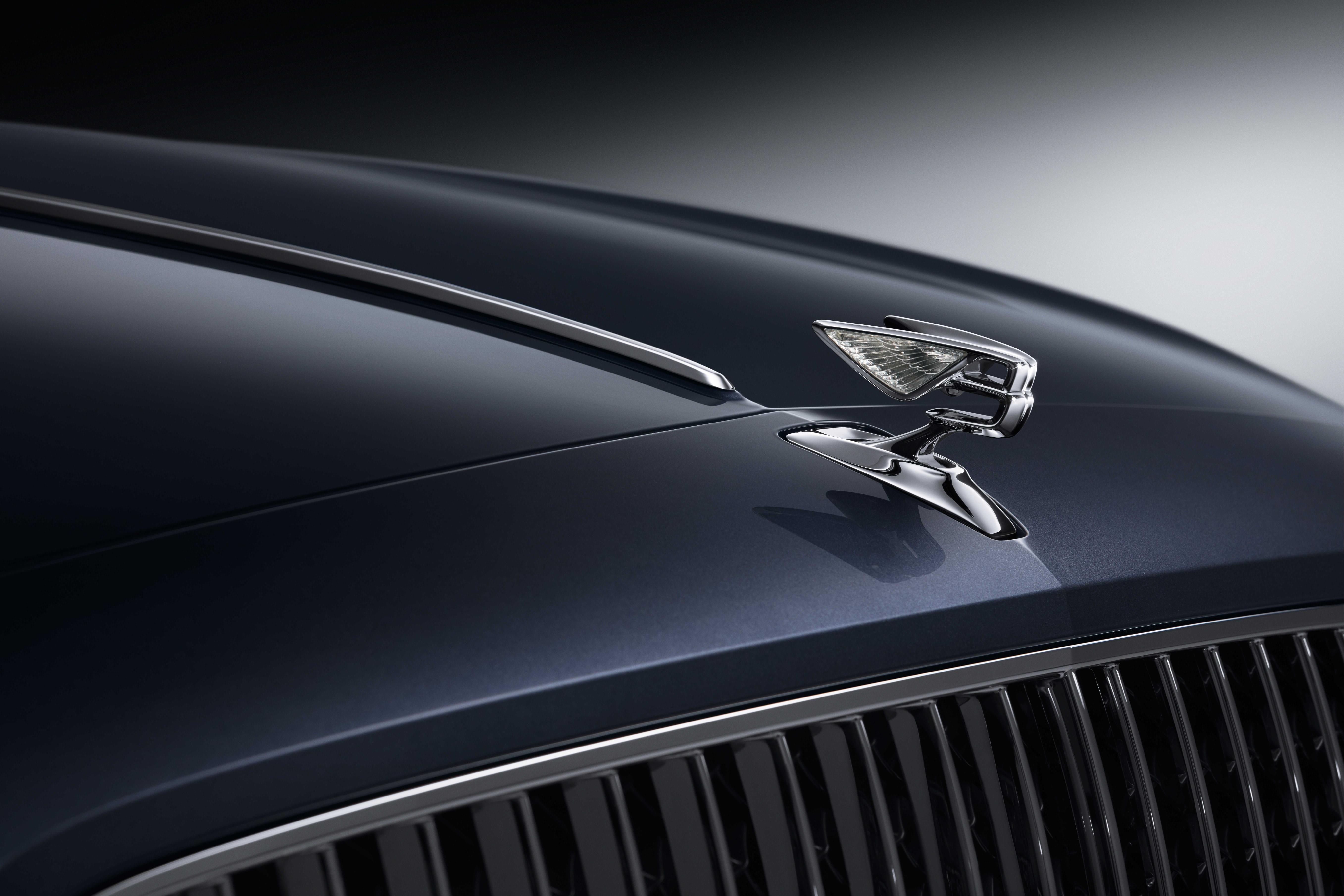 2020 Bentley Flying Spur Flying B Mascot