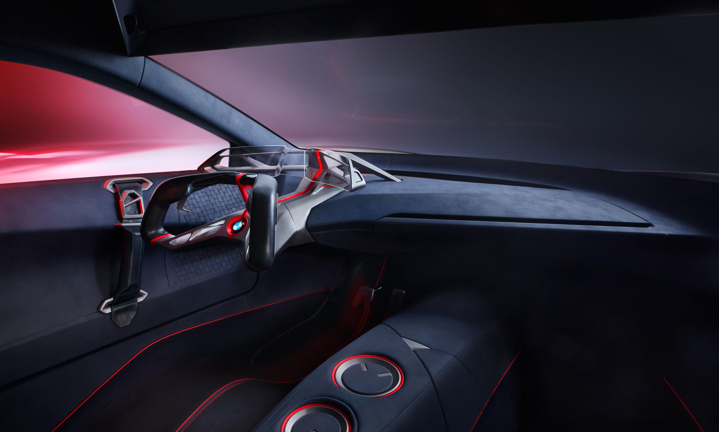 BMW Vision M NEXT Interior