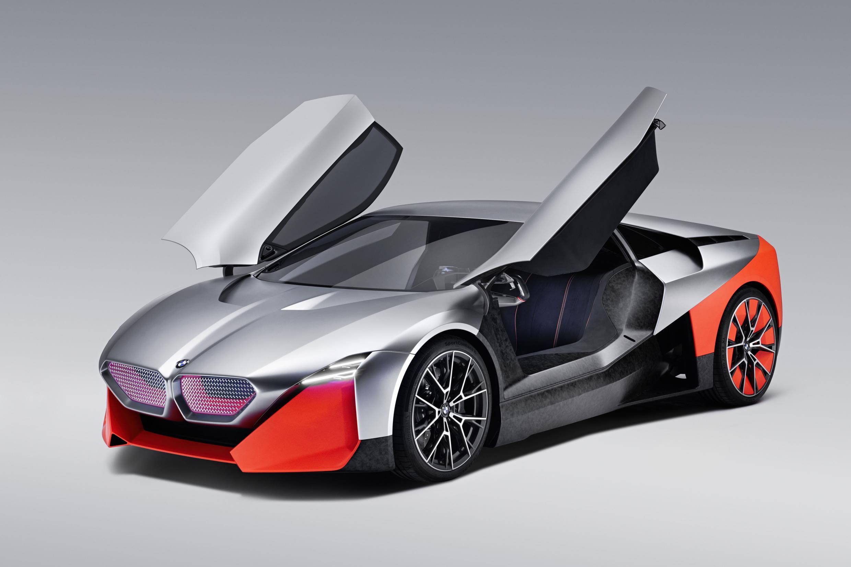 BMW M NEXt Doors Up