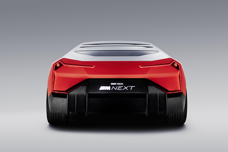 BMW M NEXT Rear View
