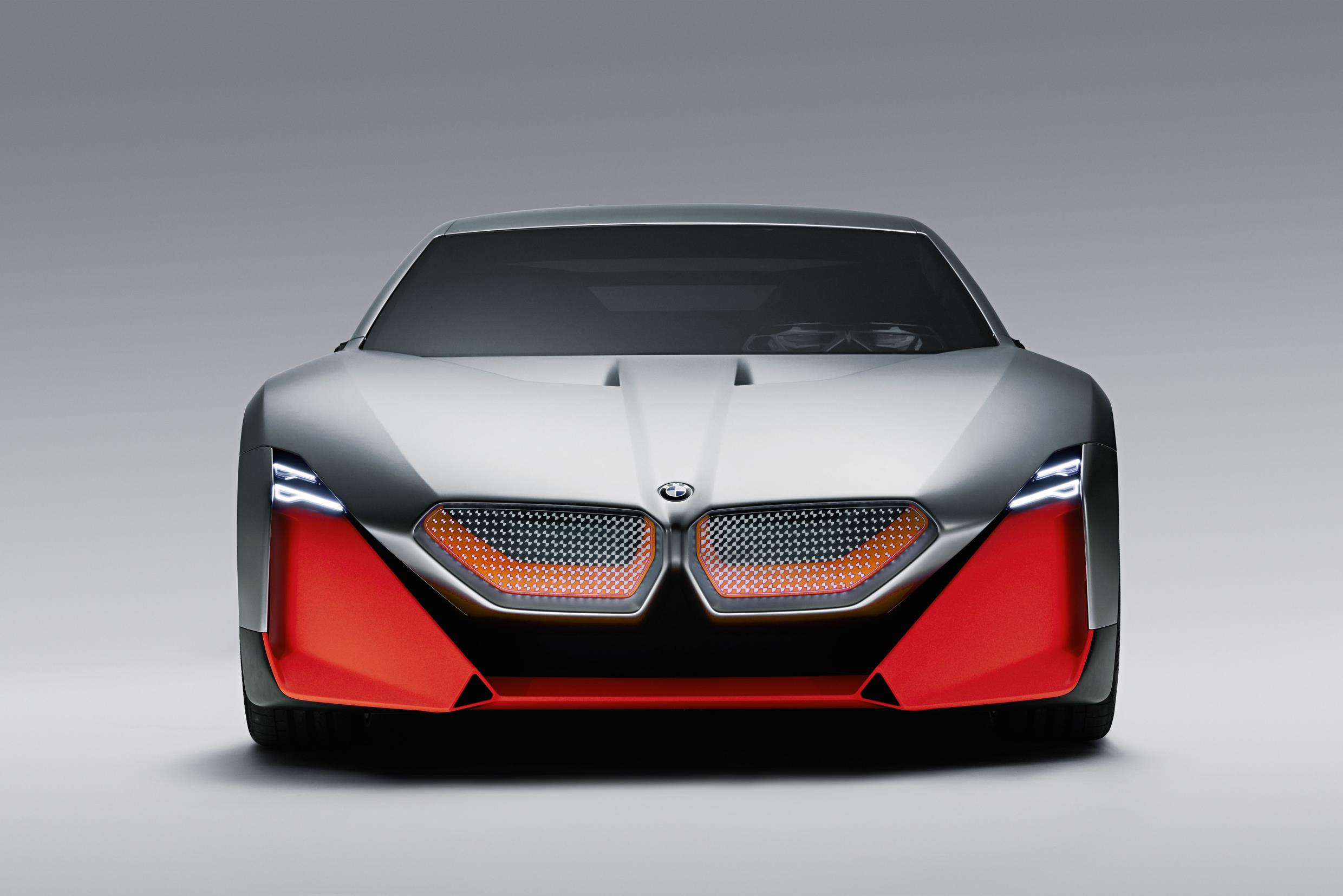 BMW M NEXT Front View