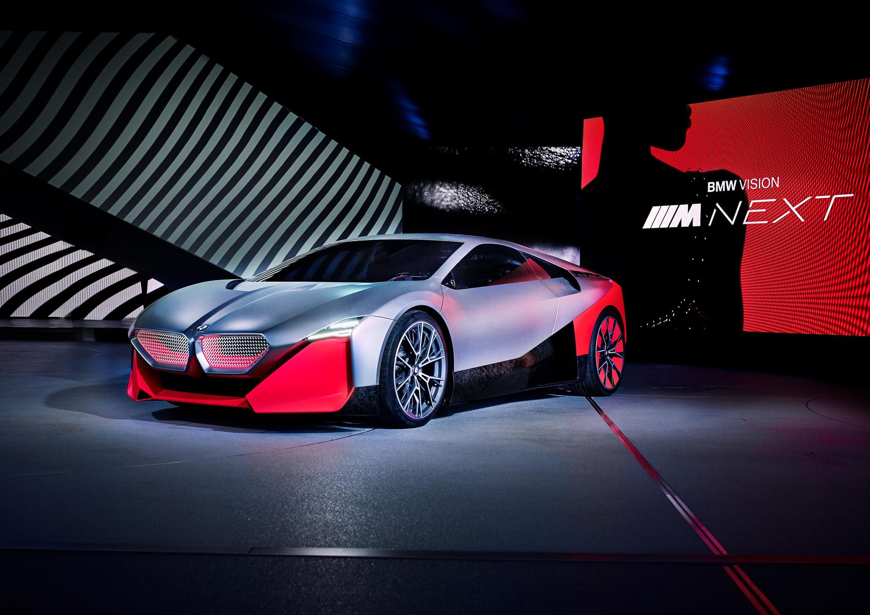 2019 BMW Concept Car