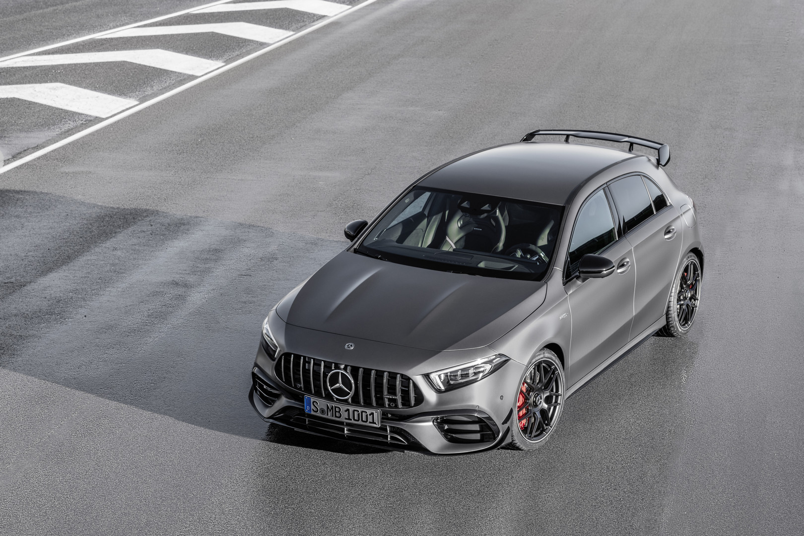 A45 S AMG Most Powerful Hot Hatch