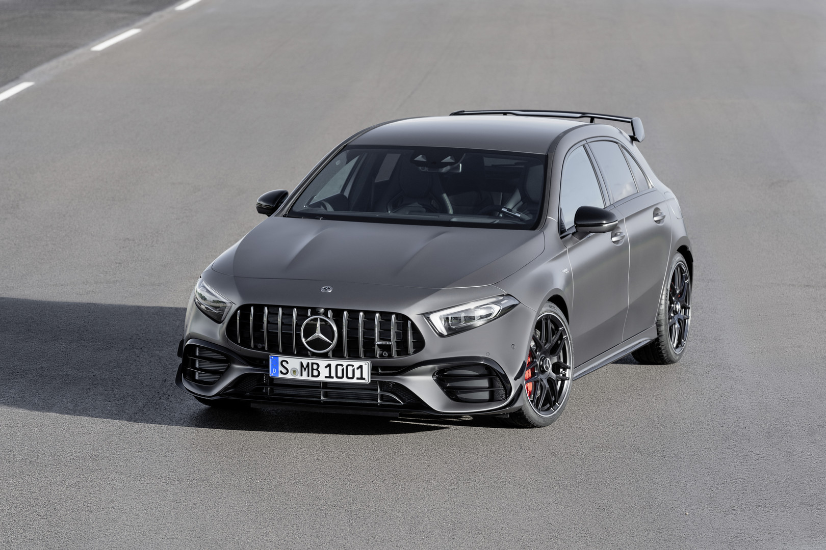 A45 AMG S Hot Hatch